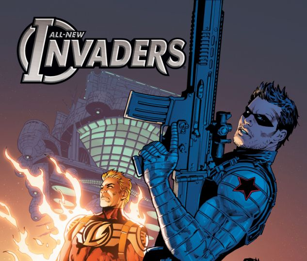 ALL-NEW INVADERS 8 (ANMN, WITH DIGITAL CODE)