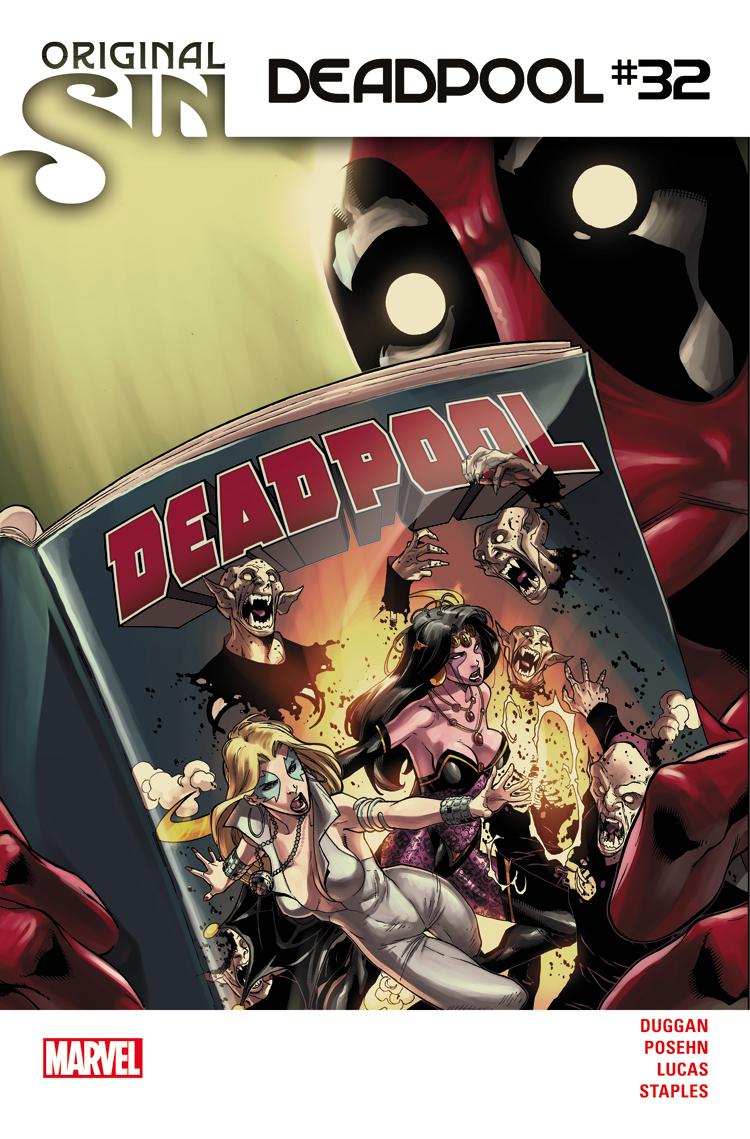 Deadpool (2012) #32