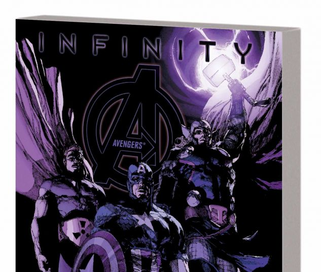 AVENGERS VOL. 4: INFINITY TPB (MARVEL NOW)