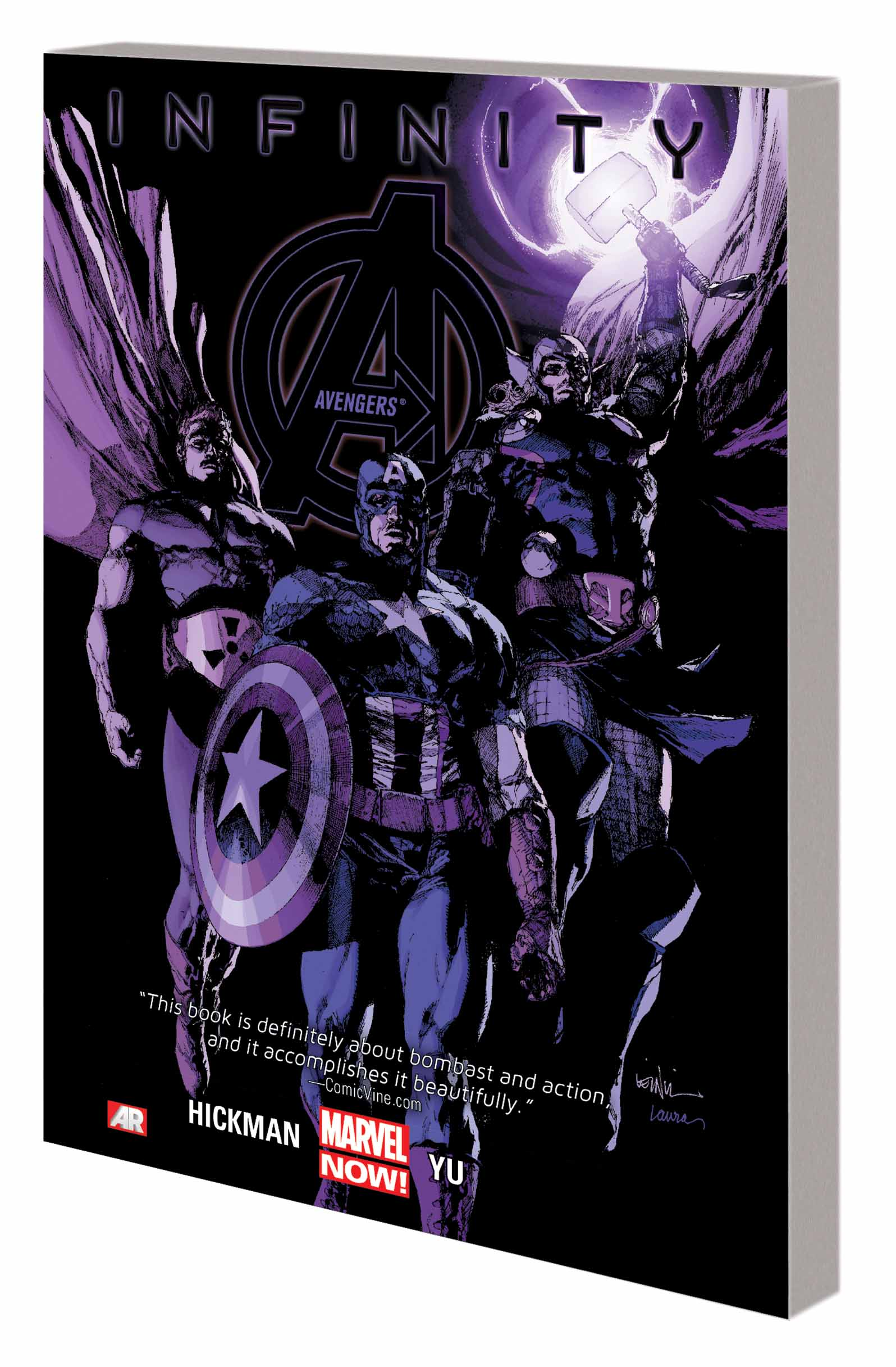 AVENGERS VOL. 4: INFINITY TPB  (Trade Paperback)