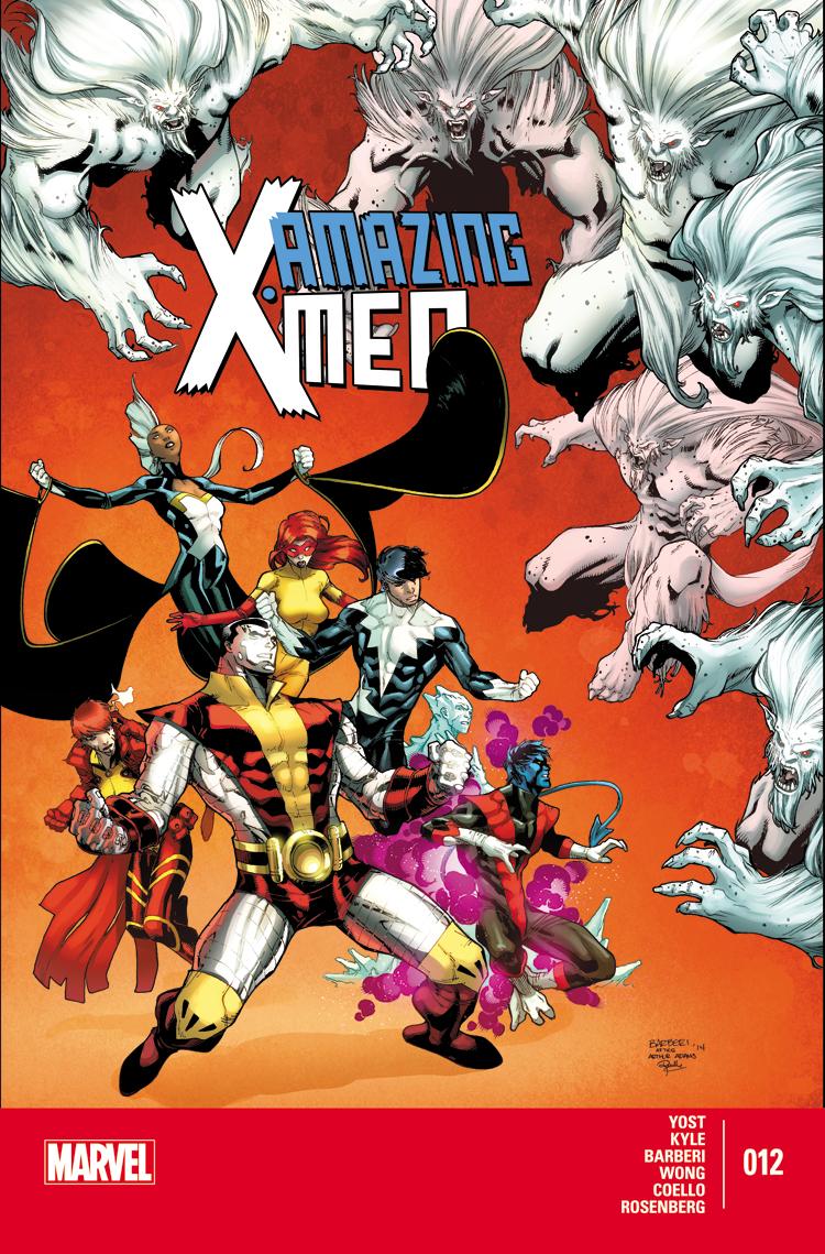 Amazing X-Men (2013) #12
