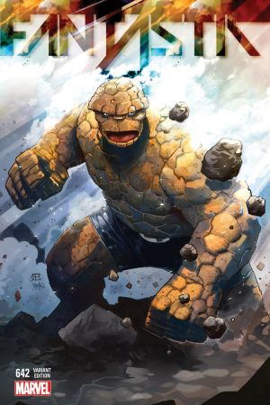 Fantastic Four (2014) #642 (Cheung Character Variant)