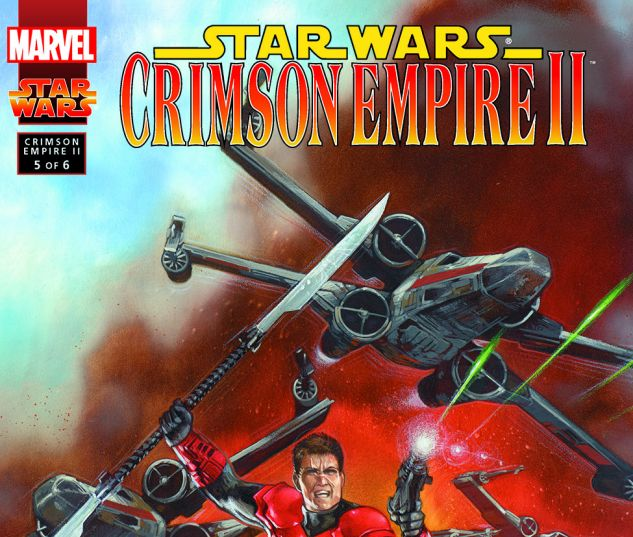 Star Wars: Crimson Empire II - Council Of Blood (1998) #5