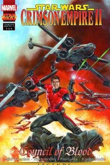 Star Wars: Crimson Empire Ii - Council Of Blood #5