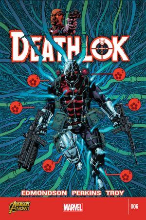 Deathlok (2014) #6