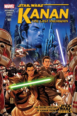 Kanan - The Last Padawan (2015) #1