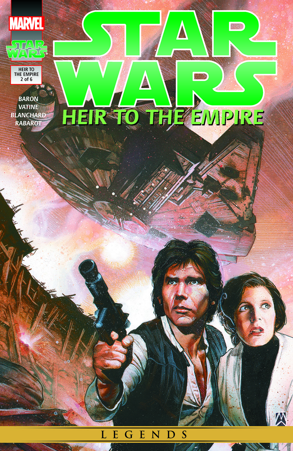 Star Wars: Heir to the Empire (1995) #2