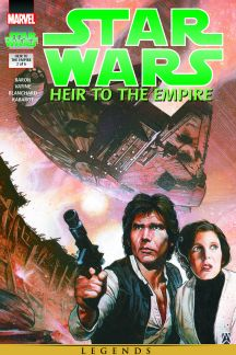 Star Wars: Heir To The Empire #2