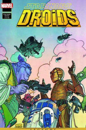 Star Wars: Droids (1994) #2