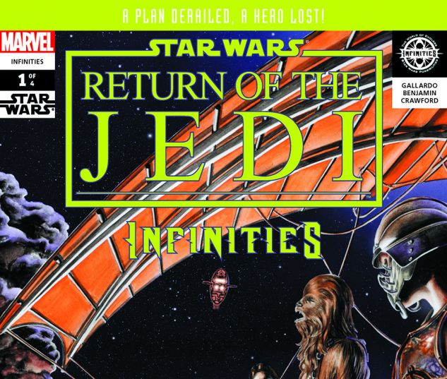 Star Wars Infinities: Return Of The Jedi (2003) #1
