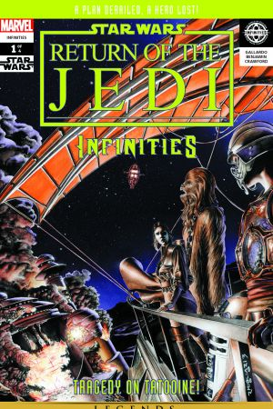 Star Wars Infinities: Return of the Jedi #1
