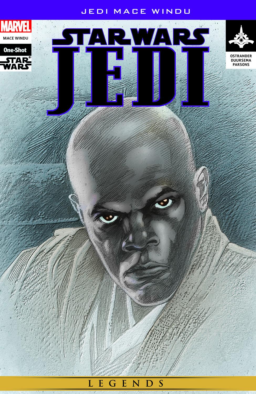 Star Wars: Jedi - Mace Windu (2003) #1