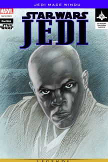 Star Wars: Jedi - Mace Windu #1