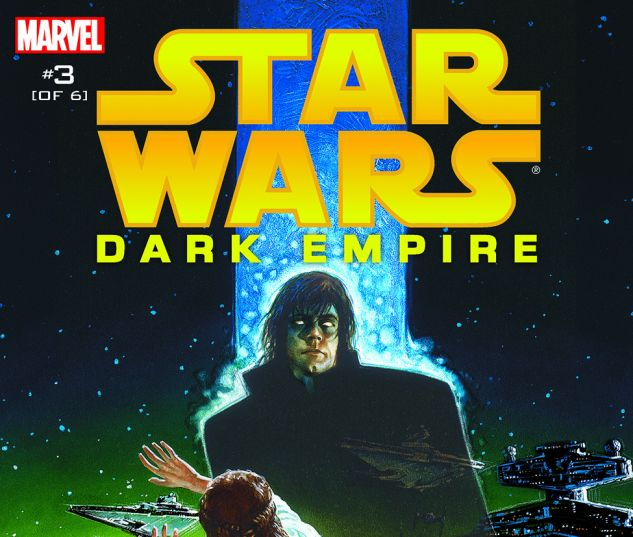 Star Wars: Dark Empire (1991) #3
