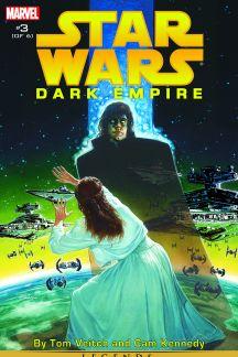 Star Wars: Dark Empire (1991) #3