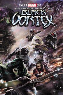 Guardians of the Galaxy & X-Men: The Black Vortex Omega (2015) #1 (Lozano Connecting Variant B)