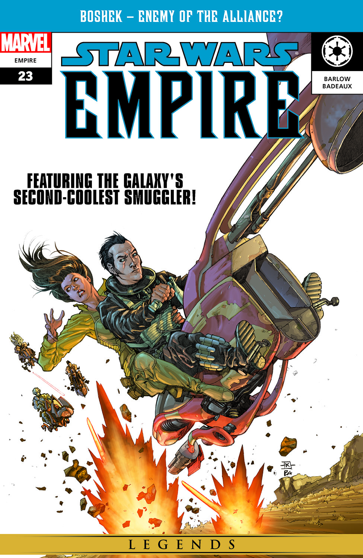 Star Wars: Empire (2002) #23
