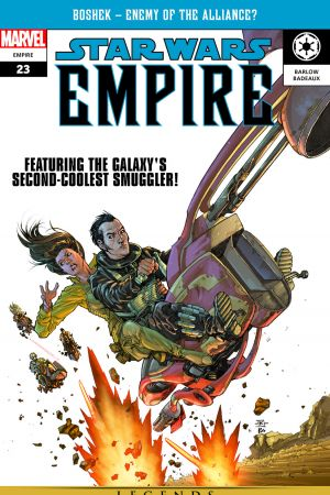 Star Wars: Empire #23