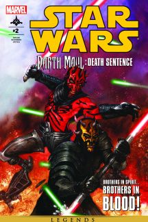 Star Wars: Darth Maul - Death Sentence (2012) #2