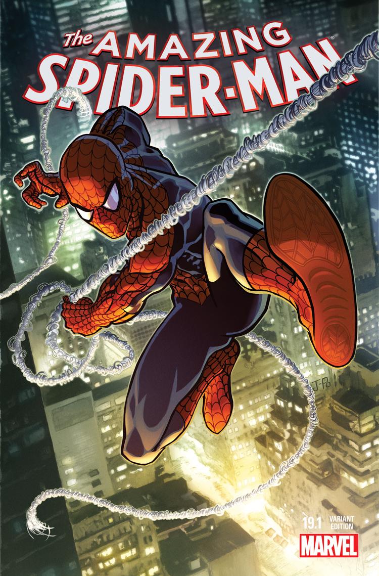 The Amazing Spider-Man (2014) #19.1 (Ponsor Variant)