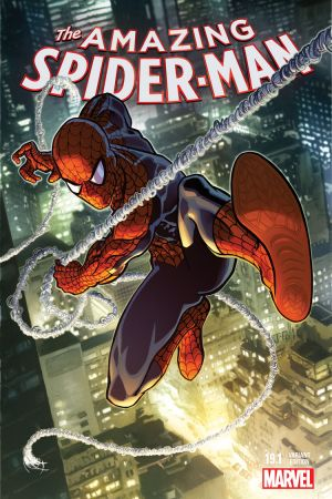 The Amazing Spider-Man #19.1  (Ponsor Variant)
