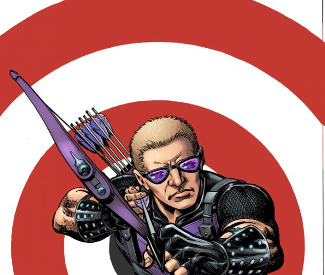 All-New Hawkeye variant art by Mike Grell