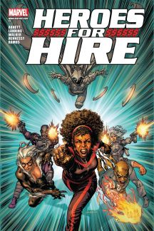 Heroes for Hire #12