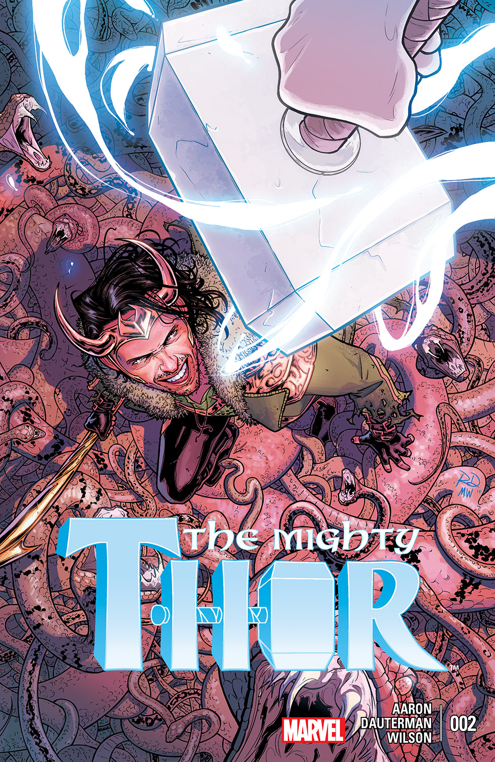 Mighty Thor (2015) #2