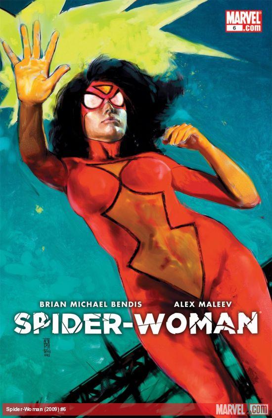 Spider-Woman (2009) #6