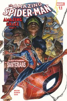 The Amazing Spider-Man #1.1