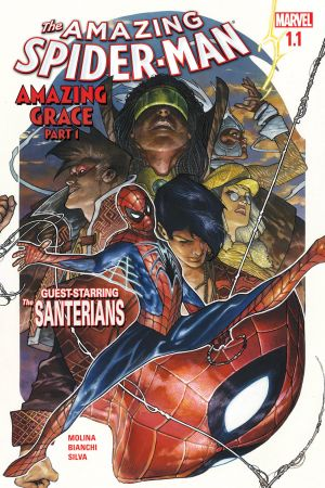 The Amazing Spider-Man (2015) #1.1