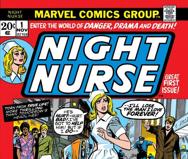 Night Nurse (1972) #1