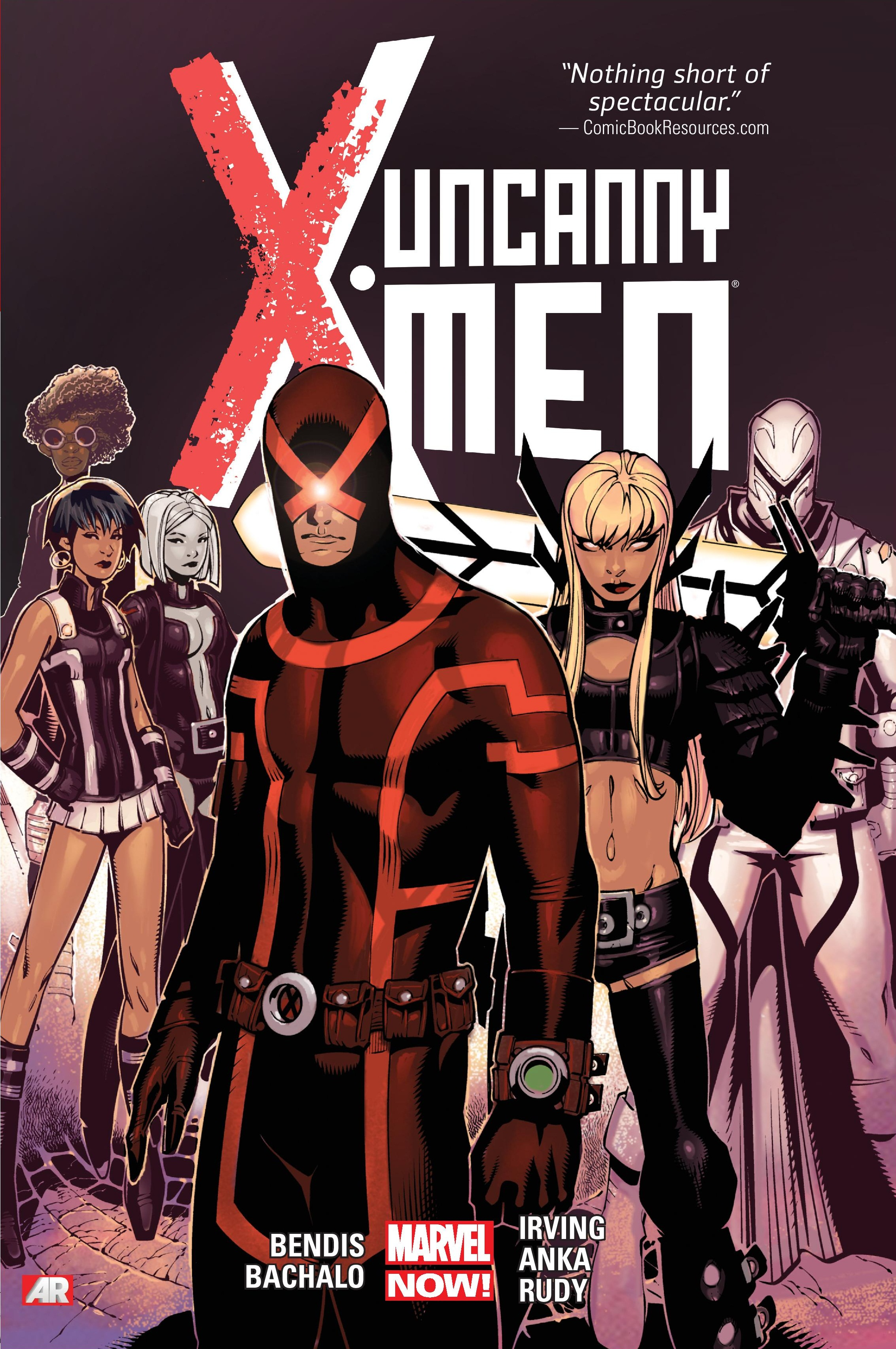 Uncanny X-Men Vol. 1 (Hardcover)