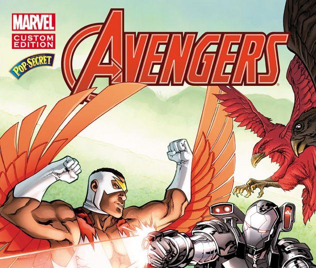 Avengers: Quantum Quest - Air Supremacy (2016)