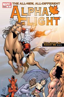 Alpha Flight #5