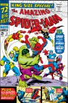 AMAZING SPIDER-MAN ANNUAL (1964) #3 Cover