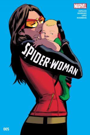 Spider-Woman (2015) #5