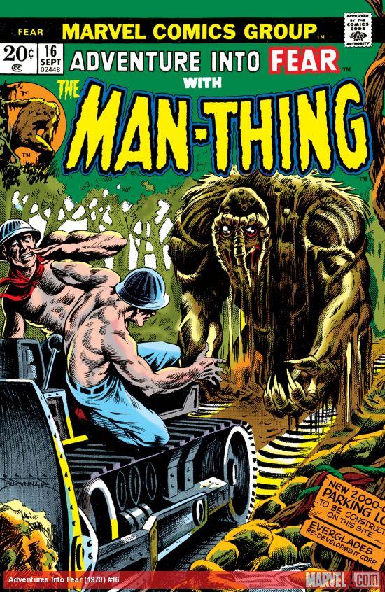 Adventures Into Fear (1970) #16