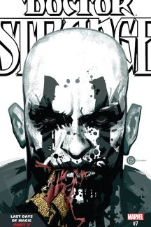 Doctor Strange (2015) #7 cover