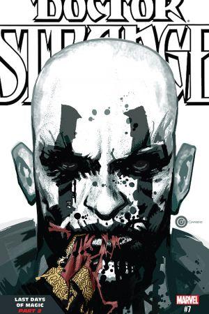 Doctor Strange (2015) #7