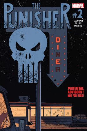 The Punisher (2016) #2