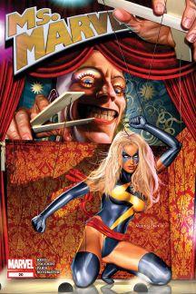 Ms. Marvel (2006) #20