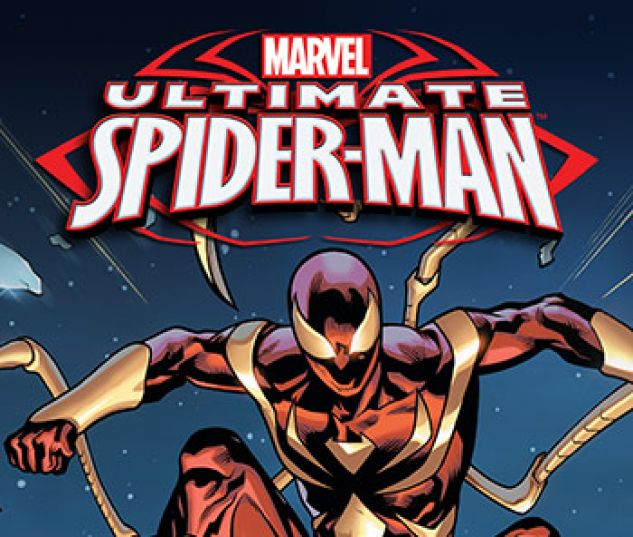 cover from Ultimate Spider-Man Infinite Comic (2016) #4