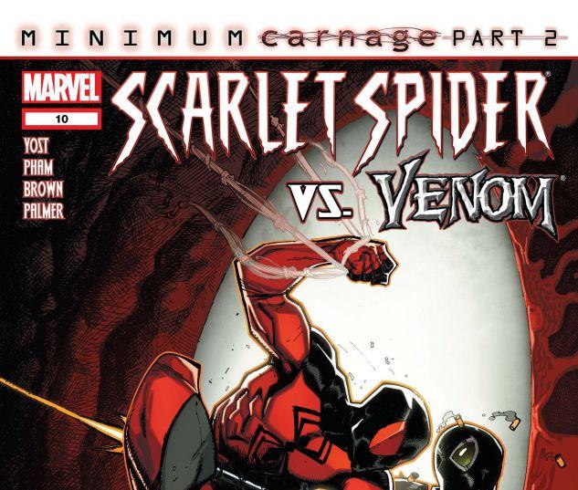 SCARLET SPIDER (2011) #10