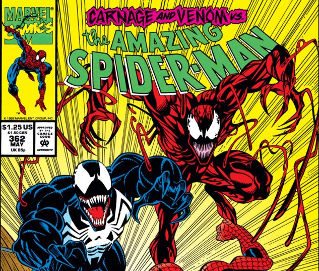 Amazing Spider-Man (1963) #362