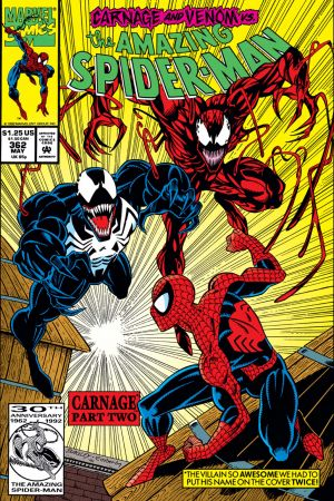 The Amazing Spider-Man (1963) #362