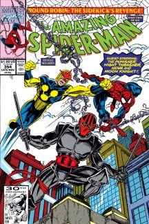 The Amazing Spider-Man #354