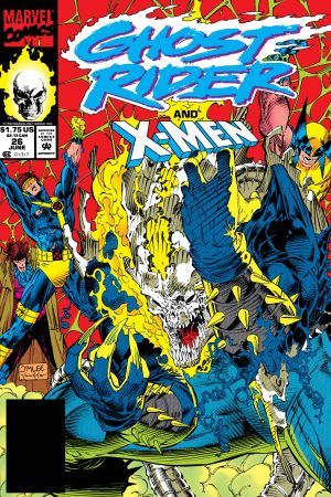 Ghost Rider #26