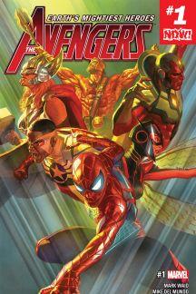 Avengers (2016) #1