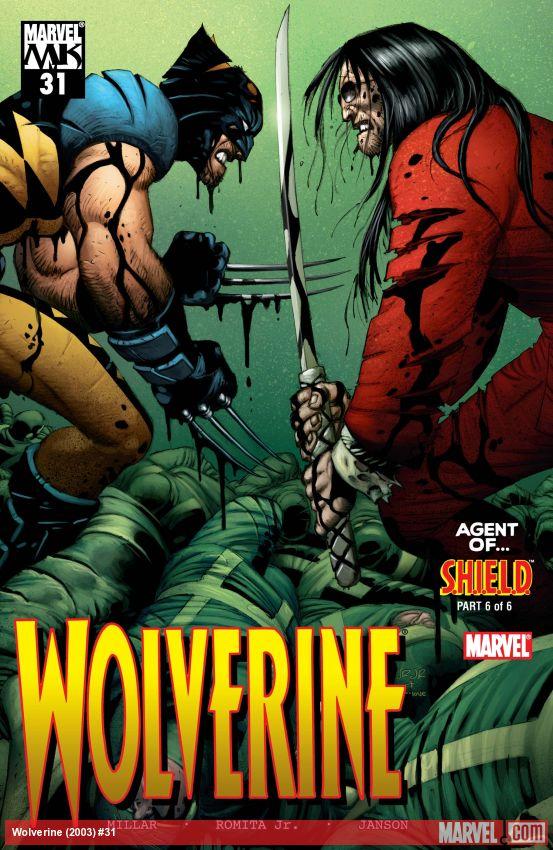 Wolverine (2003) #31
